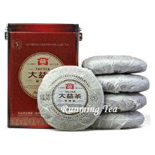 """2011 Dayi """" Wu Zi Deng Ke"""" Ripe Pu Er Puer Cake 150g/cake"""