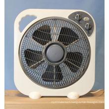 12 Inch DC Box Fan, Plastic Box Electric Fan (USDC-801)