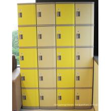 YS Locker Student Staff Employee Dampproof ABS Wardrobe Cabinet Locker