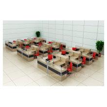 Alta qualidade e barato compartimento e estação de trabalho personalizados do Office (HF-YZT250)