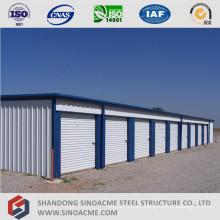 Prefabricated Steel Structure Warehouse Storage