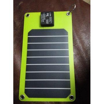 2 мм супер тонкий Солнечный передвижной складной Телефон зарядное устройство с TUV сертификации