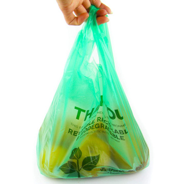 100% kantong sampah dapur biodegradable