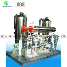 Газовый обезвоживающий агрегат / газовая сушилка, встроенная абсорбционная башня, шаровой кран и т. Д.