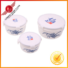 Hot Sale 3PCS Plastic Lunch Box