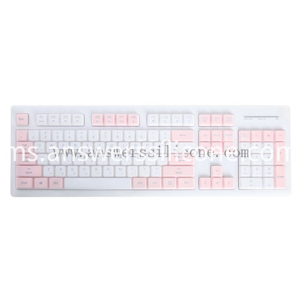 Silicone Keyboard film dust cover