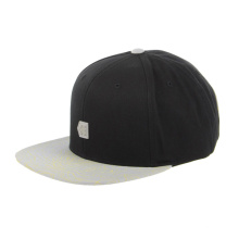 High Quality Plain Black Snapback Wholesale