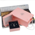 Glitter cardboard eyelash packaging box