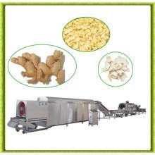Máquina de secagem industrial automática completa da fruta