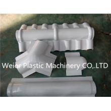 Sjsz-80/156 PVC/PC Glazed Wave Plate Production Line