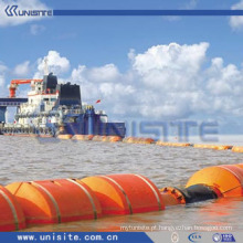 Bóias marinhas de amarração de aço (USB-6-004)