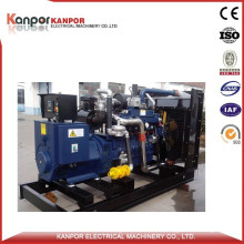 Weichai 100kw to 240kw Factory Direct Biogas Generator Set
