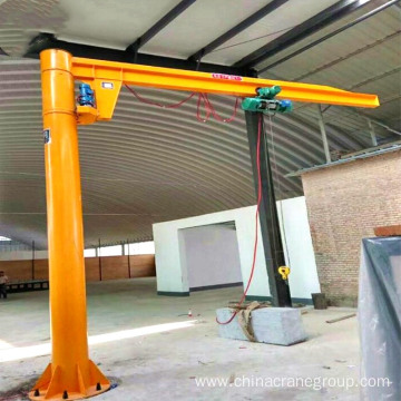 360 Degree Fixed ColumnType Cantilever Jib Crane