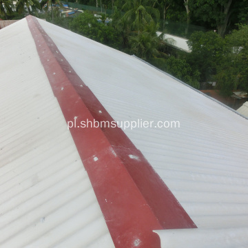 Typhoon Proof Fibre Glass MgO Panele dachowe