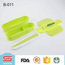 conveniente levar lancheira de plástico eco friendly de alta qualidade para crianças