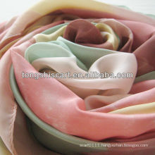 2013 newest chiffon polyester special scarf