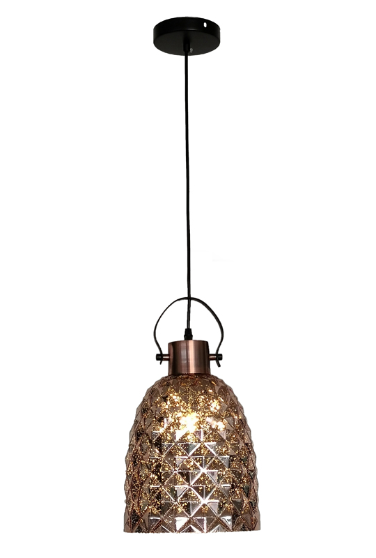 L Size Rose Gold Lamp
