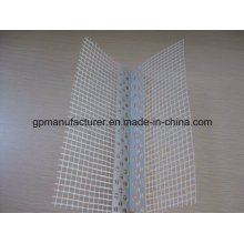 The Buliding PVC Angle Corner Beads with Mesh