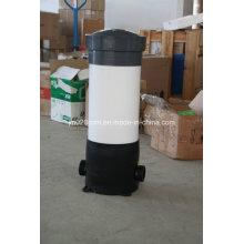 Filtro de água de plástico para filtros de cartucho para tratamento de água