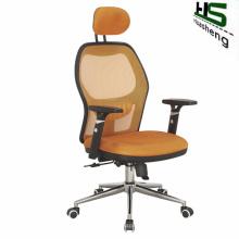 Cadeira de escritório ergonômica de malha moderna