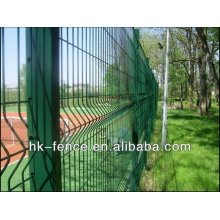 venta caliente cubierta PVC del panel del metal del diámetro 3.5-5.5mm del alambre
