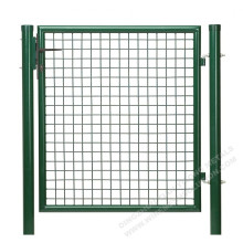 100cm Powder Coated Metal Gate For Garden