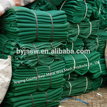 Usine de filet de sécurité de construction d'échafaudage