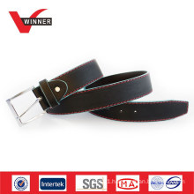 Factory Made Stitching Men PU Belts