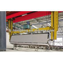 Máquina de bloco de peso leve AAC Plant