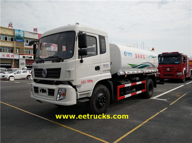 Dongfeng 10T Road Water Tankers
