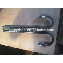 MAN B&W spare parts high pressure oil tube with competitive price