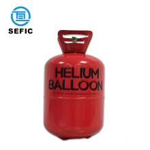 SEFIC TPED approved Disposable Helium gas cylinder