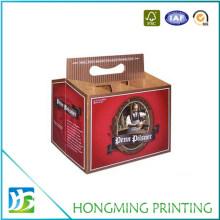 Custom Printed Paper Cardboard Coffee Cup Holder