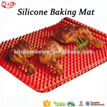 Top quality silicone pyramid baking