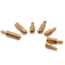 VMT Screw Thread PCB HEX Threaded brass male-female standoff