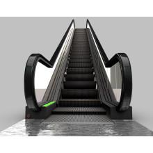 Общественный Торговый Центр Крытый Открытый Шаг Поручень Эскалатора