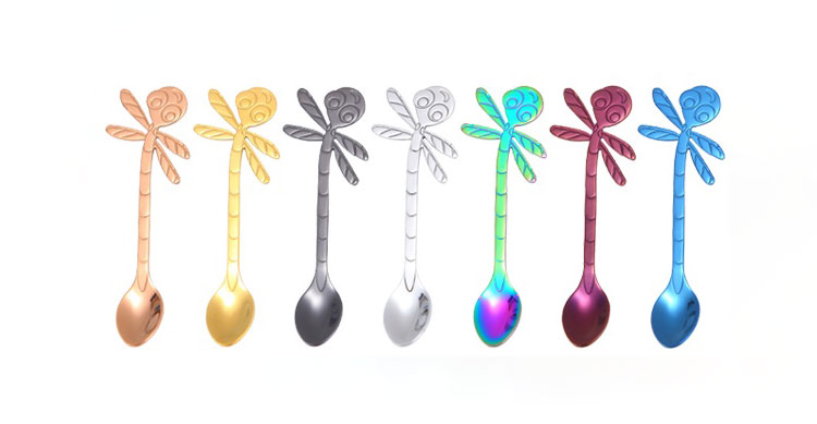 Dragonfly hanging spoon