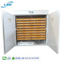 4000 chicken eggs incubator and hatche automatic incubator for chicken