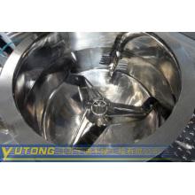 ABS-Emulsion benutzte Hochgeschwindigkeitsmischgranulierer