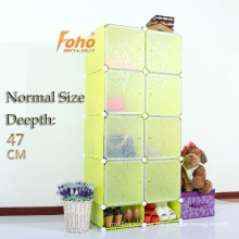 Simple DIY Wardrobe with Panels Size 45X35cm (FH-AL023822-8)