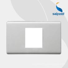 SAIP / SAIPWELL 16A haute qualité nouvelle conception plaque de commutateur mural certifié vente chaude
