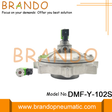 4 '' Inch DMF-Y-102S NC Electromagnetic Pulse Valve