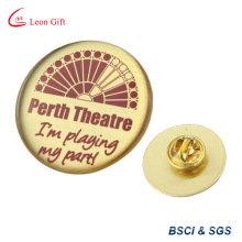 Пользовательские Дизайн содействие Мягкие эмали Badge Pin для продажи
