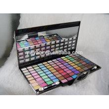 2015 hot vente 100 couleurs ombres à paupières couleurs plus cosmétiques H2005