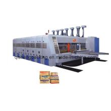 Automatic Carton Printing Slotting and Die Cutting Machine (GYMK-900*2000)