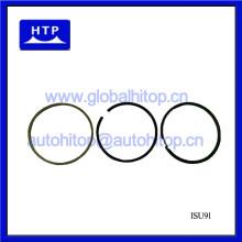 Engine Spare Parts Piston Ring Set 4BE1 for Isuzu