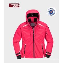 Hot saling hoody skiwear in high quality skiing jacket and pants