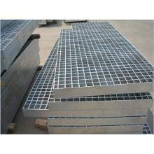 Горячая Продажа стальной решетки, используемые в Крышка рва, крышки, трапы