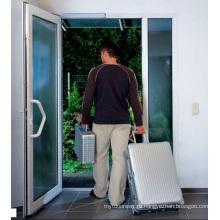 Автоматическая распашная дверь Grogshop