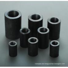 Qualitativ hochwertige Bewehrung Verbindung Hülse in Bau Stahlträger Hülse